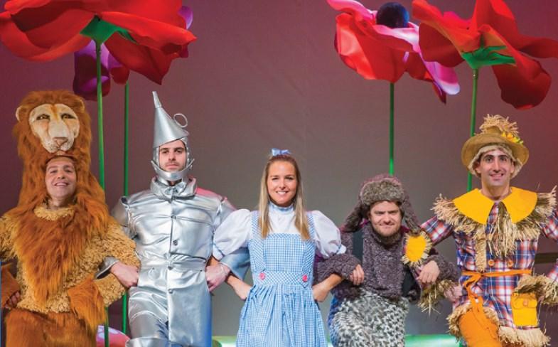 הצגת ילדים: הקוסם מארץ עוץ