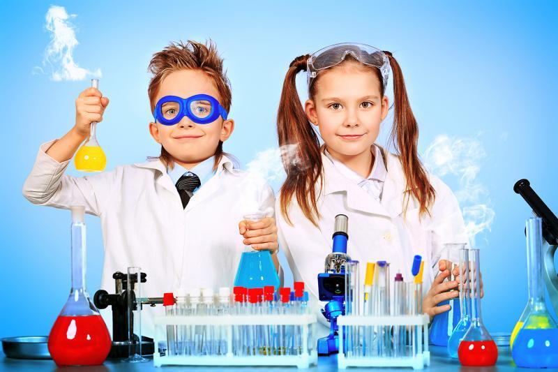 קייטנות מדע
