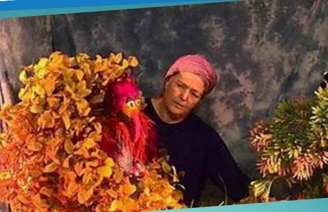הצגה להורים וילדים:  ציפור קטנה צייצה לי סוד