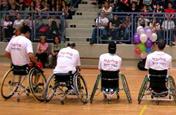 סדנא: כדורסל כסאות גלגלים